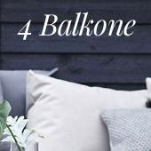 4 Balkone