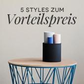 5 styles zum vorteilspreis