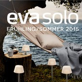 Eva Solo : Sonne & Geselligkeit auf dem Höhepunkt