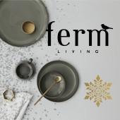 Ferm Living: Sanftheit und Poesie zu Weihnachten