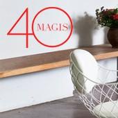 Magis : 40 jahre Design und Know-How made in Italy