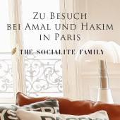 Zu Besuch bei Amal und Hakim in Paris