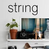 String / Bauen Sie Ihr eigenes Regal!